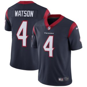 Deshaun Watson Houston Texans Nike Vapor Untouchable Limited Jersey