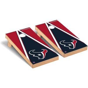 Houston Texans 24″ x 48″ Triangle Cornhole Game Set