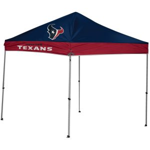 Houston Texans 9′ x 9′ 2-Tone Straight Leg Canopy