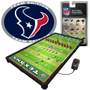 Houston Texans Deluxe Electric Football Game