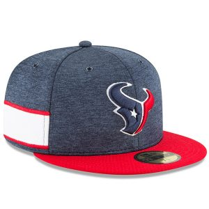Houston Texans New Era 2018 NFL Sideline Home Official 59FIFTY Fitted Hat