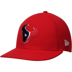Houston Texans New Era Omaha Low Profile 59FIFTY Structured Hat
