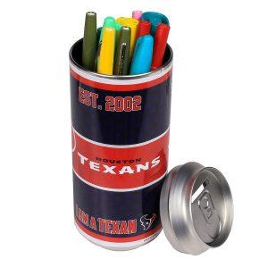 Houston Texans Soda Can Bank