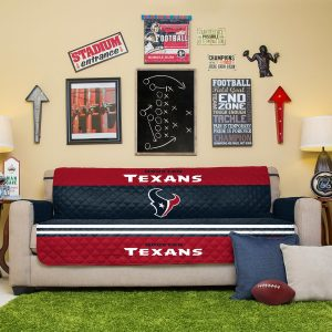 Houston Texans Sofa Protector
