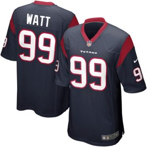 JJ Watt Houston Texans Nike Game Jersey