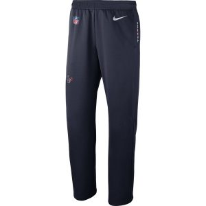 Nike Houston Texans Navy Sideline Performance Pants