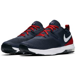 Nike Houston Texans Navy/Red Air Max Typha 2 Shoes