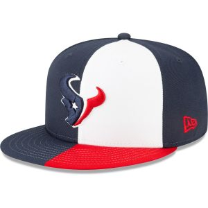Houston Texans New Era 2019 NFL Draft On-Stage Official 59FIFTY Fitted Hat