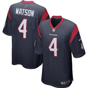 Deshaun Watson Houston Texans Nike Player Game Jersey