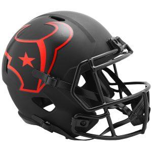 Houston Texans Riddell Eclipse Alternate Revolution Speed Replica Football Helmet