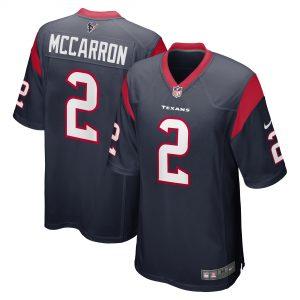 AJ McCarron Houston Texans Nike Game Jersey