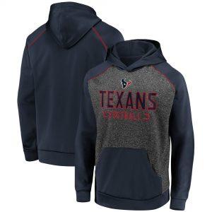 Houston Texans Chiller Fleece Raglan Pullover Hoodie
